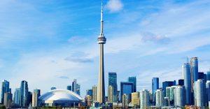 Ven a la torre CN en Canadá