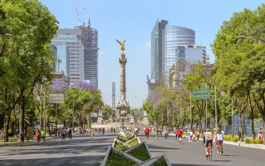 Mexito City paseo de la reforma