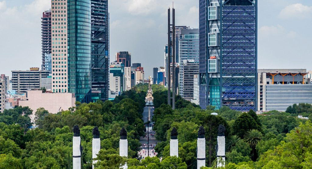 Photo of Mexico City