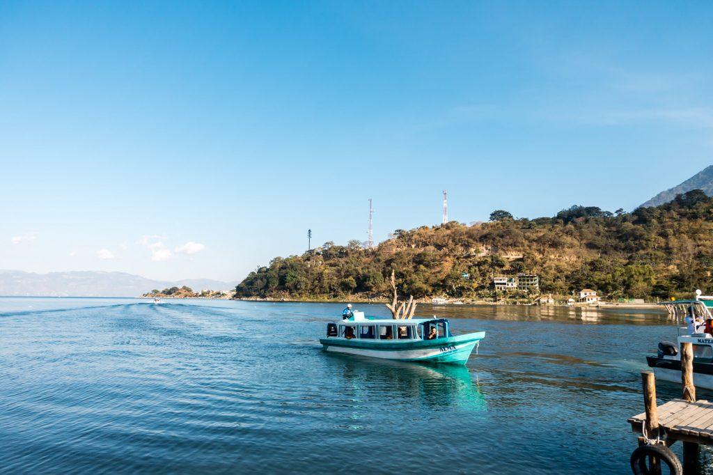Lake san juan la laguna